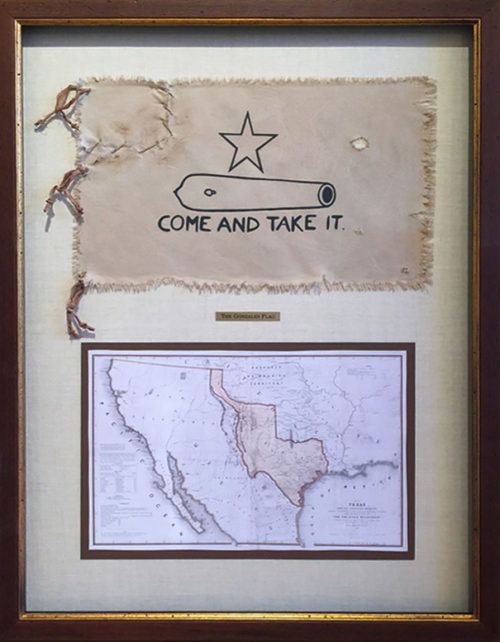 Map Of Xit Ranch Texas.Antique Replica Maps Of The X I T Ranch Gallery Of The Republic