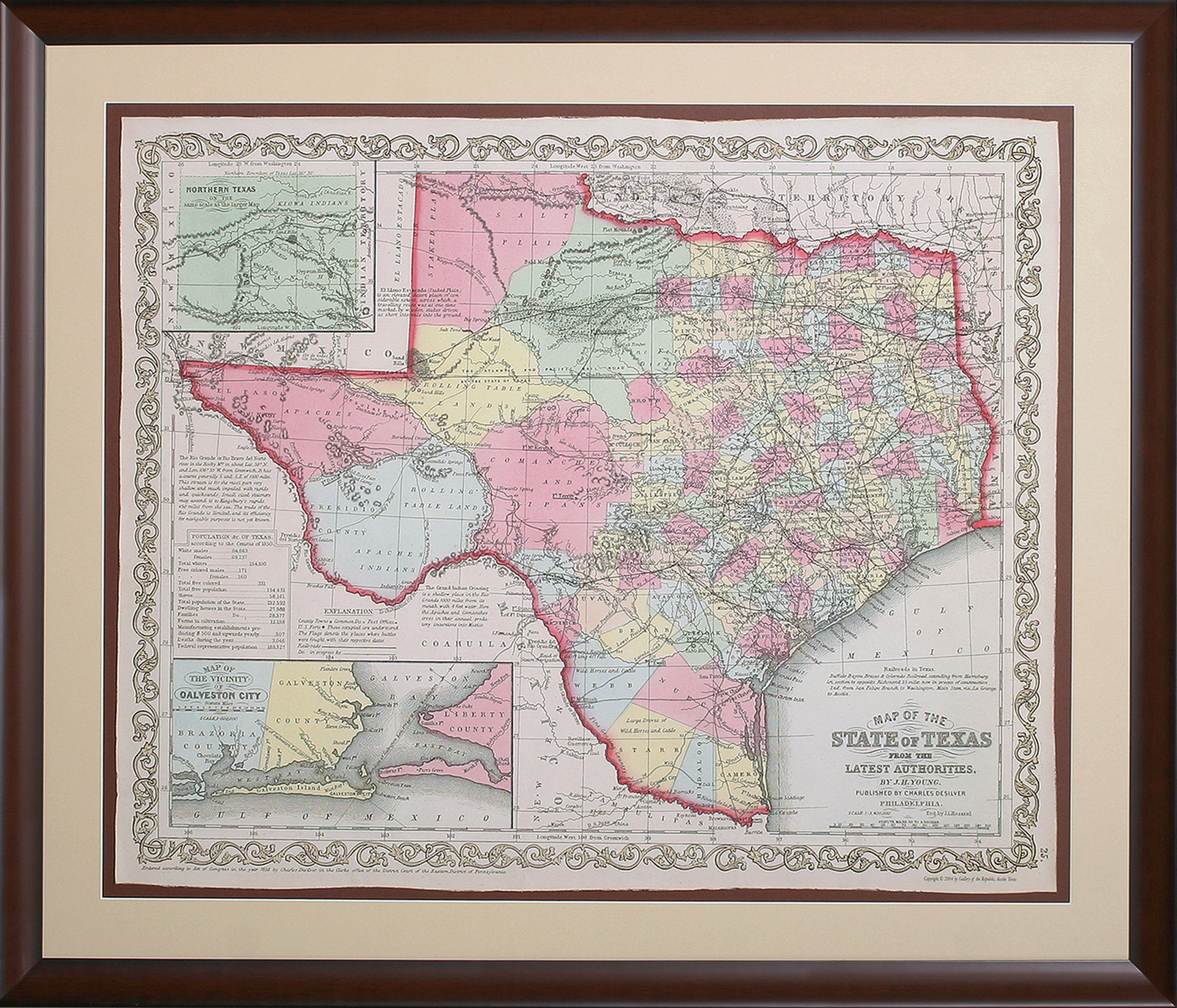 Best Early Texas Statehood Gallery Of The Republic