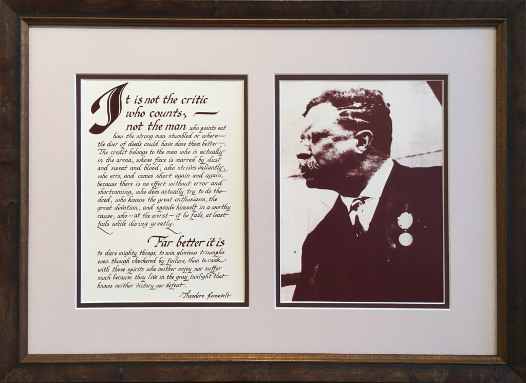 Teddy Roosevelt Gallery Of The Republic